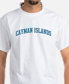 Cayman Islands (blue) Shirt
