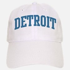 Detroit (blue) Baseball Baseball Cap