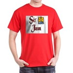Sir Jason Dark T-Shirt