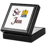 Sir Jason Keepsake Box