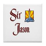 Sir Jason Tile Coaster