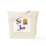 Sir Jason Tote Bag