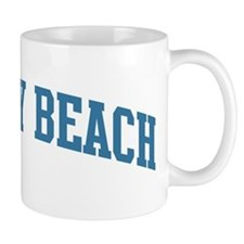 Delray Beach (blue) Mug