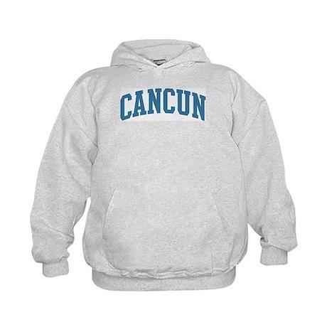Cancun (blue) Kids Hoodie