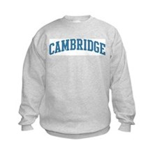 Cambridge (blue) Sweatshirt