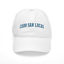 Cabo San Lucas (blue) Baseball Cap