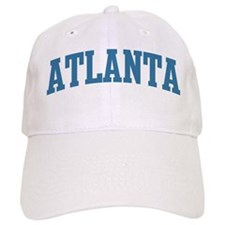 Atlanta (blue) Baseball Cap