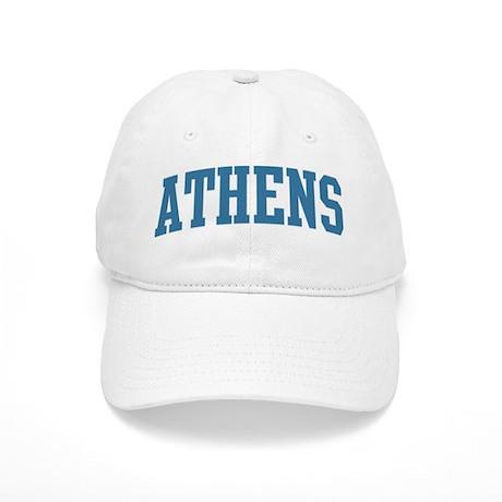Athens (blue) Cap