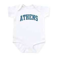 Athens (blue) Infant Bodysuit