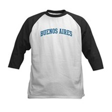 Buenos Aires (blue) Tee