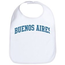 Buenos Aires (blue) Bib