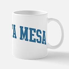 Costa Mesa (blue) Mug