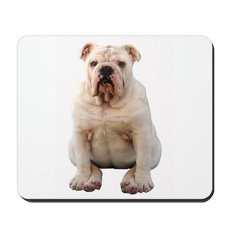 Bulldog 4 Mousepad