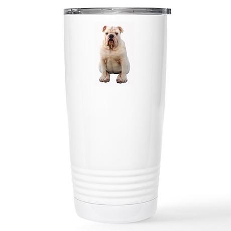 Bulldog 4 Stainless Steel Travel Mug
