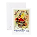 Pour les Pauvres Greeting Cards (Pk of 20)