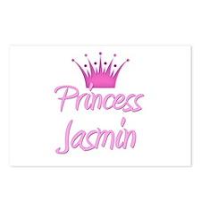 Princess Jasmin Postcards (Package of 8)