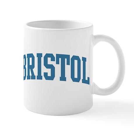 Bristol (blue) Mug
