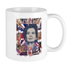 Margaret Thatcher Small Mug