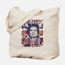 Margaret Thatcher Tote Bag