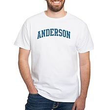 Anderson (blue) Shirt
