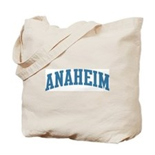Anaheim (blue) Tote Bag
