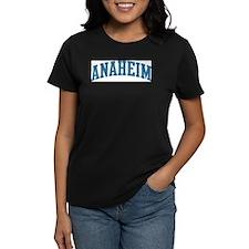 Anaheim (blue) Tee