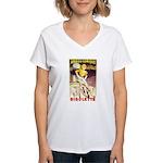 Gigolette Women's V-Neck T-Shirt