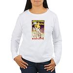 Gigolette Women's Long Sleeve T-Shirt