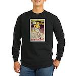 Gigolette Long Sleeve Dark T-Shirt