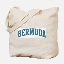 Bermuda (blue) Tote Bag