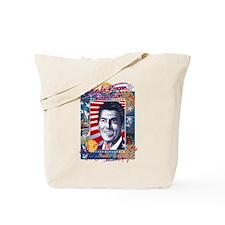 Viva La Reagan Revolution Tote Bag