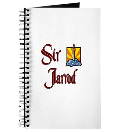 Sir Jarrod Journal