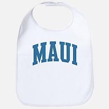 Maui (blue) Bib