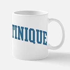 Martinique (blue) Mug