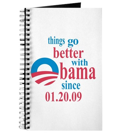 Obama Inauguration Journal
