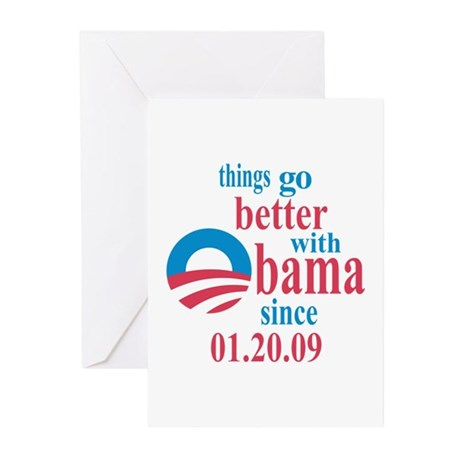 Obama Inauguration Greeting Cards (Pk of 20)