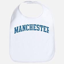 Manchester (blue) Bib