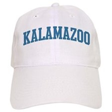 Kalamazoo (blue) Baseball Cap