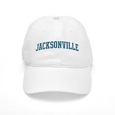 Jacksonville (blue) Baseball Cap