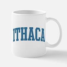 Ithaca (blue) Mug