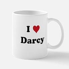 I love Darcy Small Small Mug