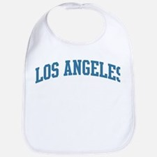Los Angeles (blue) Bib