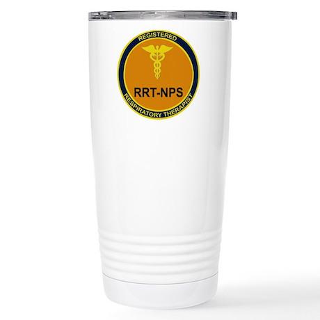RRT-NPS Emblem Stainless Steel Travel Mug