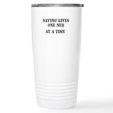 Saving Lives Travel Mug