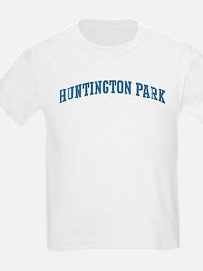 Huntington Park (blue) T-Shirt