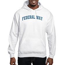 Federal Way (blue) Hoodie