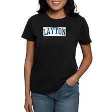 Layton (blue) Tee