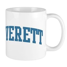 Everett (blue) Mug