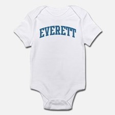 Everett (blue) Onesie