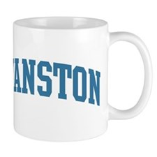 Evanston (blue) Mug